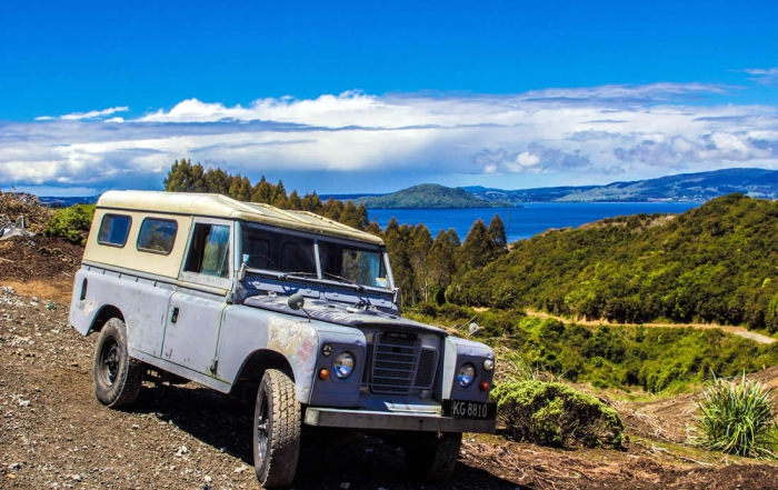 4WD Landrover