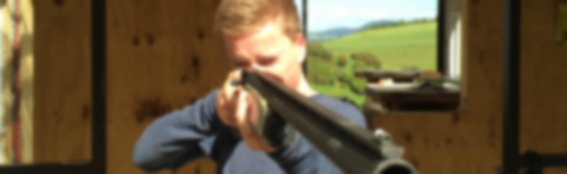 Rotorua Clay Shooting Blur